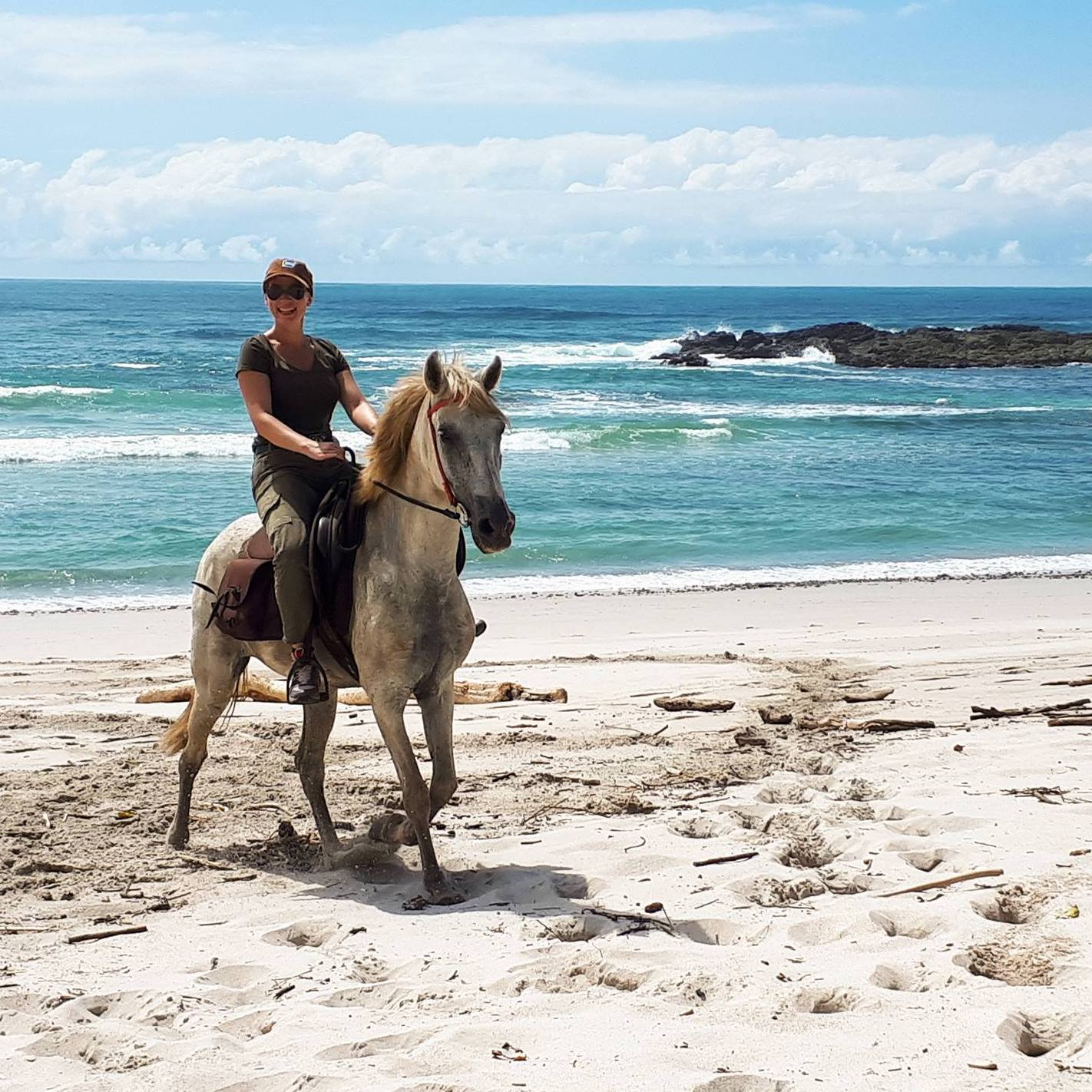 Horse Jungle Barigona tour