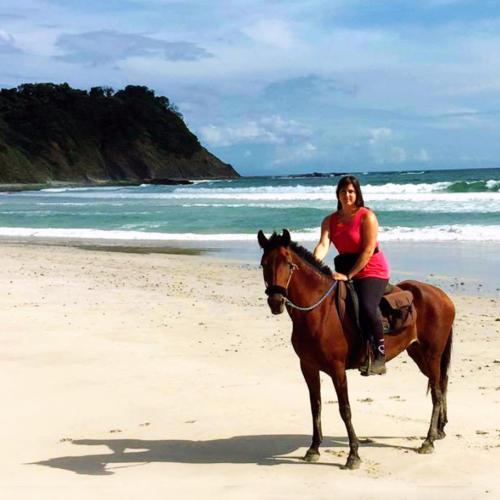 Randonnée cheval barrigona